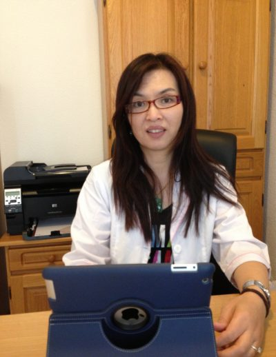 Mevrouw Li Q. Shen
